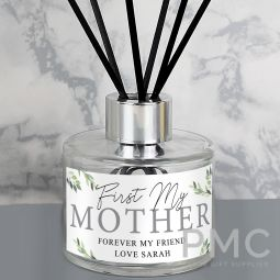 Personalised Botanical Reed Diffuser
