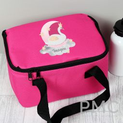 Personalised Swan Lake Lunch Bag