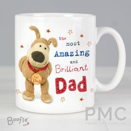 Personalised Boofle Medal Mug