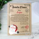 Personalised Santa Claus Letter